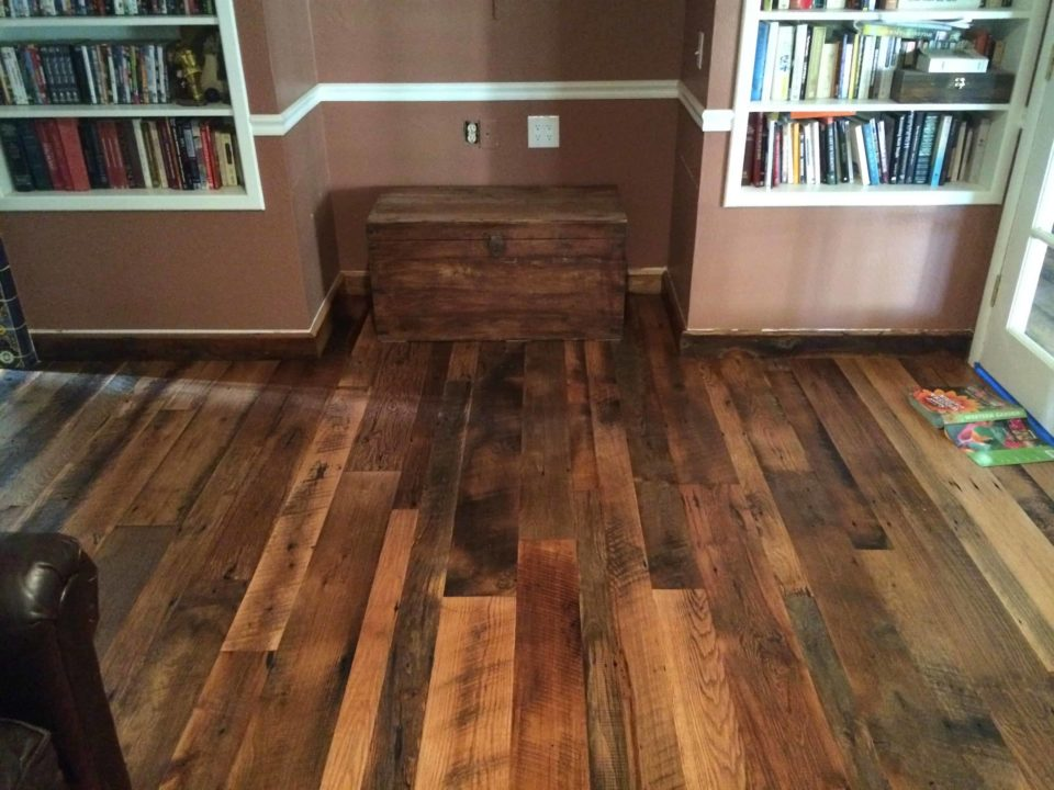 Arizona hardwood installation enmar flooring gilbert az for Reclaimed flooring
